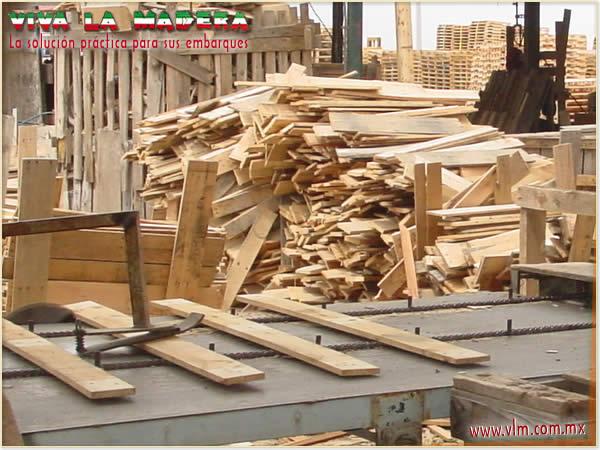Tarimas viva la madera tarimas y pallets for Tarimas de madera recicladas